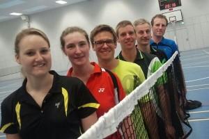 Badminton Vorstandschaft